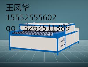 卧式中空玻璃热压机,加工中空玻璃的关键设备