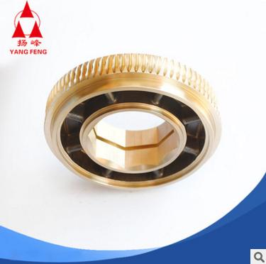 厂家直销美标蜗轮/整套蜗轮蜗杆 铁/铜蜗轮蜗杆加工 减速机配件