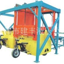 河北滦南免烧砖机液压砖机自动出砖系统批发