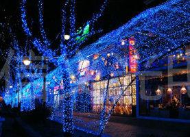 供应北京灯串彩灯、围栏灯、圣诞灯