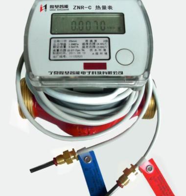 机械热量表图片/机械热量表样板图 (1)