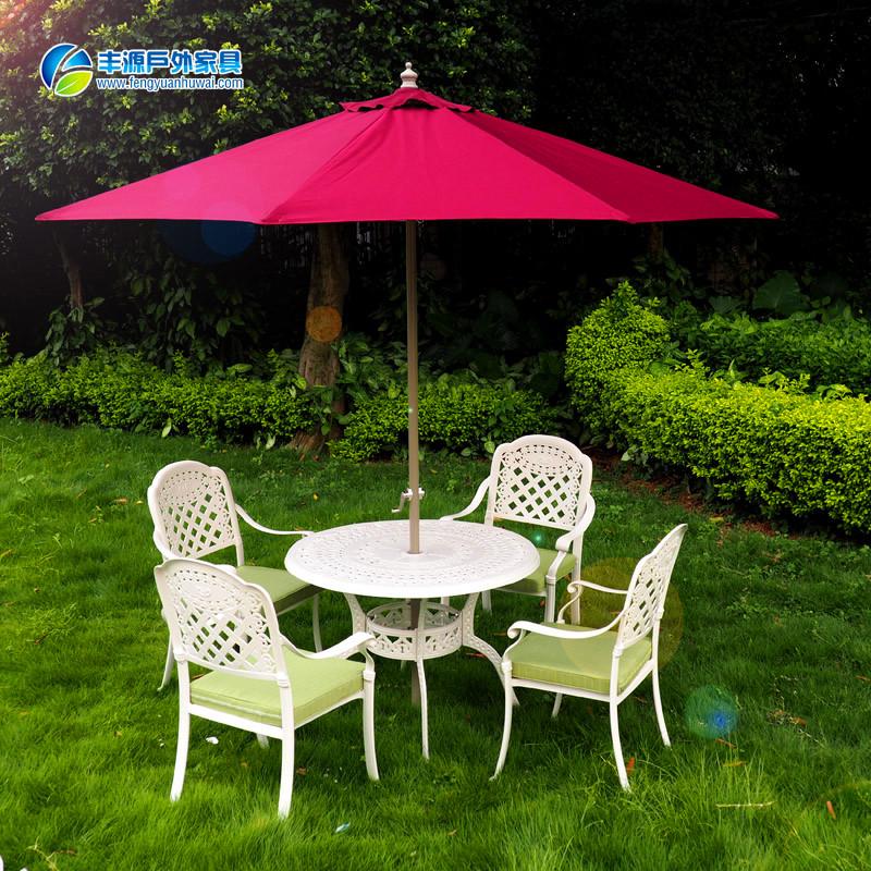 户外桌椅伞组合 庭院户外桌椅伞组合 厂家直销 户外桌椅伞组合 庭院户外桌椅伞