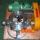 不锈钢星型卸料器生产厂家,上海强旱机械