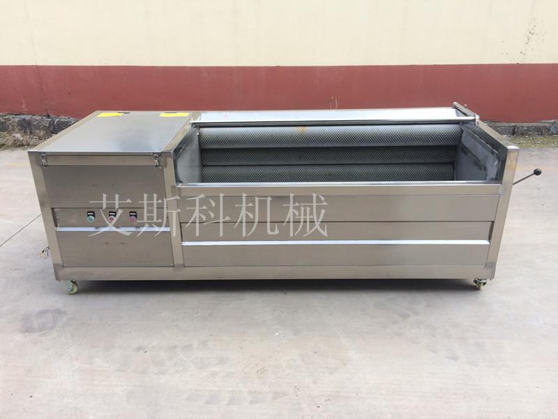山东艾斯科土豆清洗去皮设备生产厂家图片价格优势