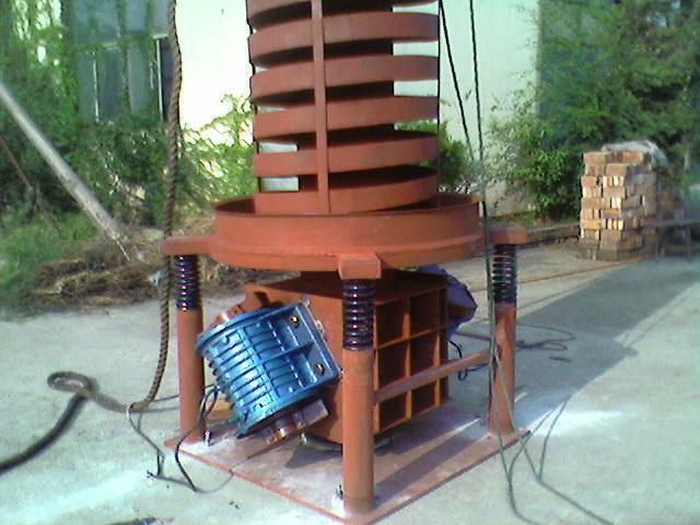 振动垂直提升机图片/振动垂直提升机样板图 (2)