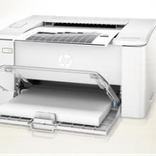 惠普M104A桌面办公激光打印机
