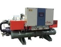 带热回收式冷水机组,是广州恒星冷冻专利产品 图片|效果图