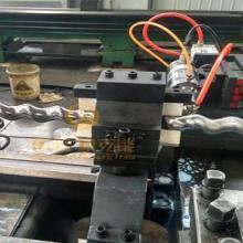 供应豪克超声波金属表面光整设备螺杆泵转子轴金属表面镜面加工批发