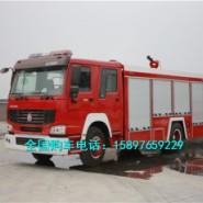 潢川消防车厂家图片