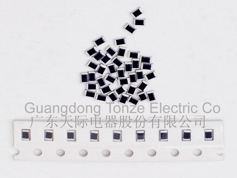 天际电子SMD贴片封装热敏电阻NTC
