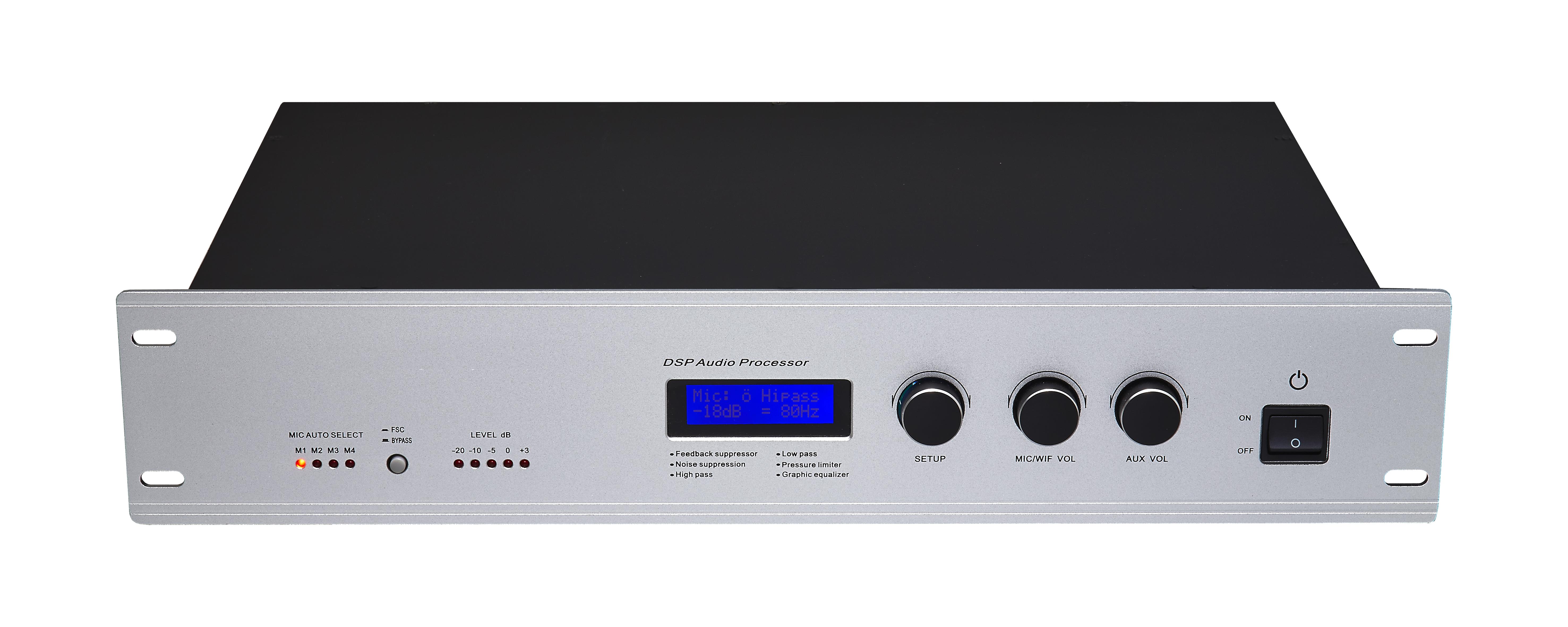 NEWLEEK DSP-AP3000(R)教学功放