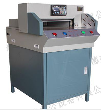 4908M数控电动切纸机 切纸机品牌 如何选购切纸机