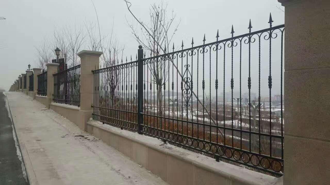 乌鲁木齐市政护栏/公交护栏/河道安全护栏 厂家批发