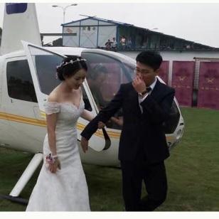 双鸭山直升机租赁 价格报价图片