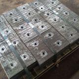 水泥厂管道系统耐磨堆焊复合板 耐磨高分子衬板