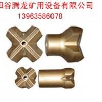 30mm高效耐磨优质矿用十字钻头