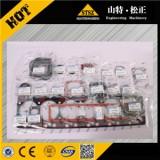 PC220-7发动机修理包现货,小松原装发动机上下修理包杨芳芳