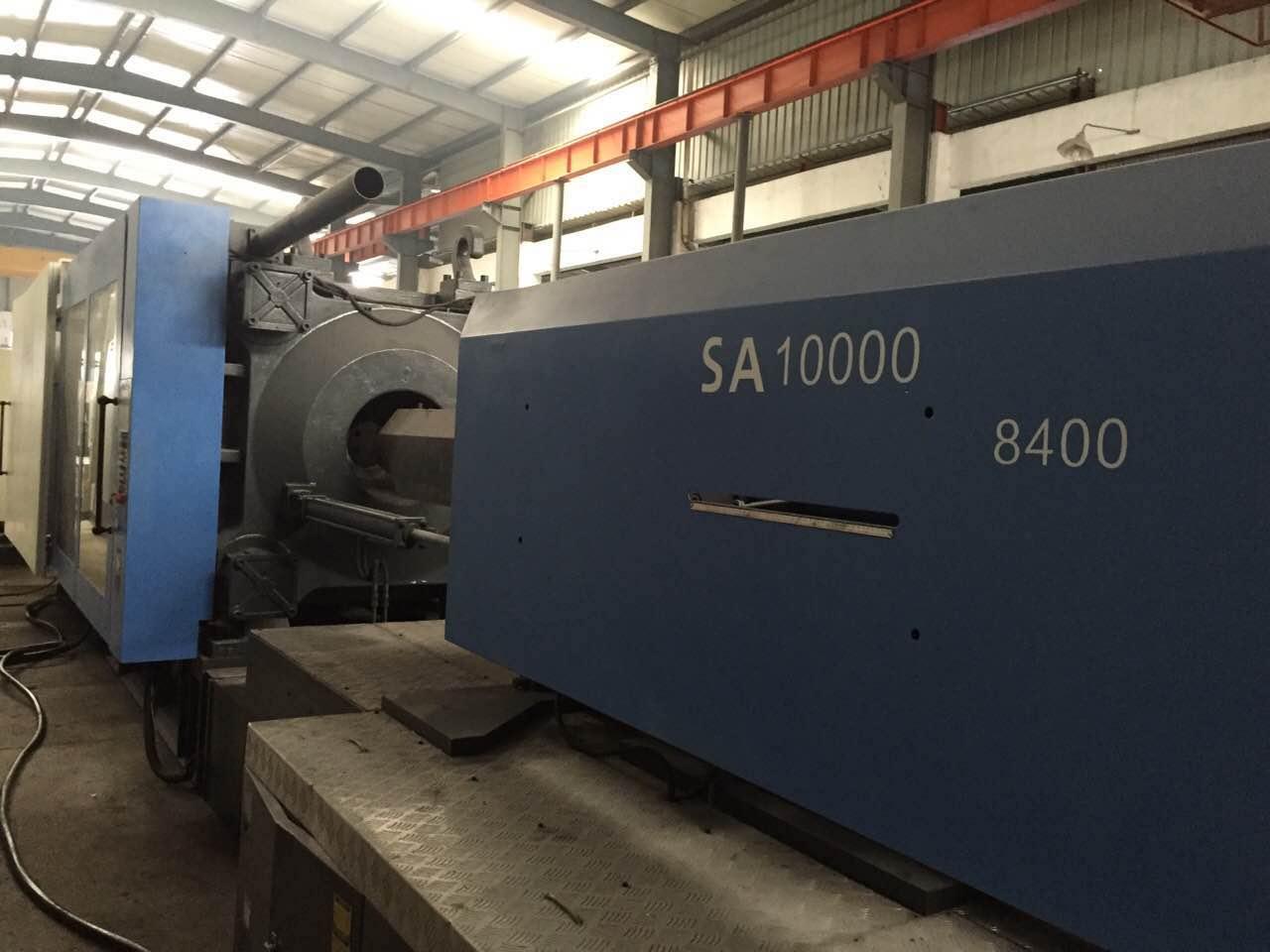 赣州出售海天二手注塑机470吨注胶量13000克