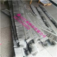 篦冷机阻风钢刷_水泥厂篦冷机密封钢刷-潜山江南刷业