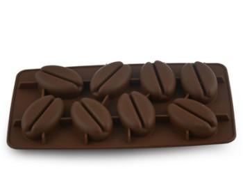 硅胶咖啡豆冰格图片