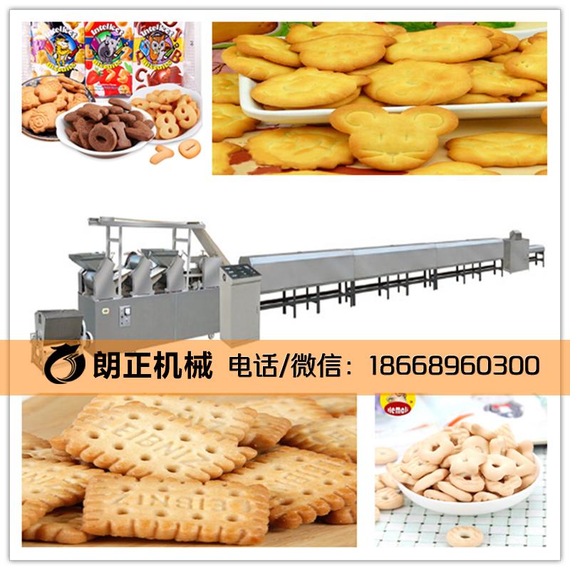 饼干设备生产厂家,饼干机生产线