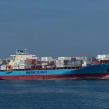 青岛港海运进出口,空运,拖车报关图片