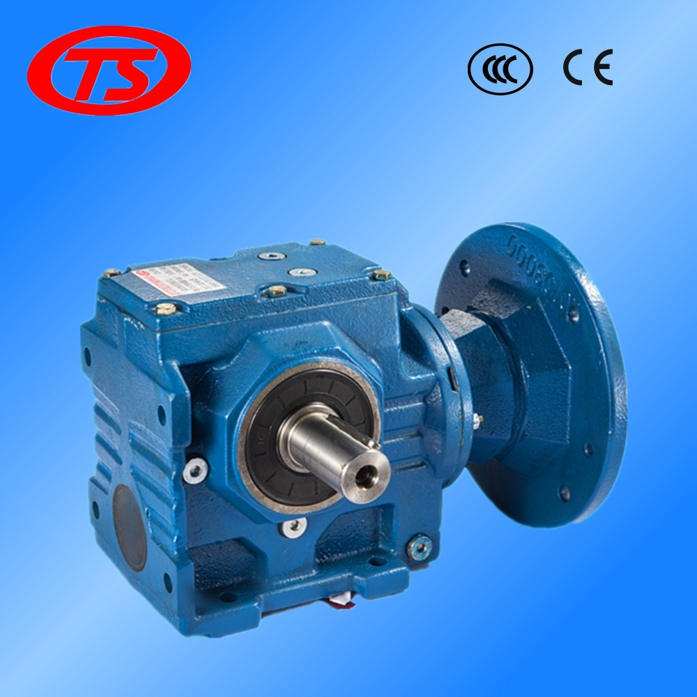 K系列斜齿轮减速机 厂家批发螺旋伞斜齿轮减速机 涡轮减速GK37-167硬齿轮减速电机