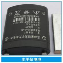 水平仪电池激光红外线专用锂电池 超大容量 可搭配红光和绿光投线仪批发