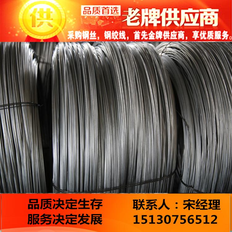 国志生产镀锌钢丝、镀锌铁丝、黄铁丝