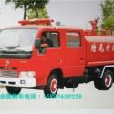 东风水罐消防车图片