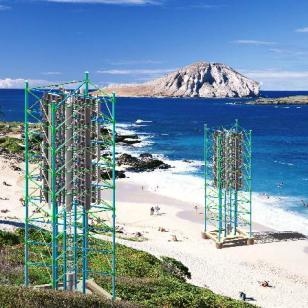 100kw发电机、风力发电机、水图片