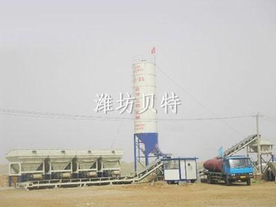 江西400水稳拌和站厂家 级配碎石搅拌站价格