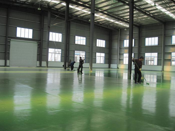 环氧树脂地坪 工业地坪漆专业施工 环氧地坪漆厂家电话