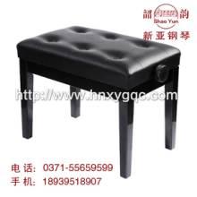 升降钢琴凳的特点河南新亚钢琴厂生产的升降琴凳厂家直销批发