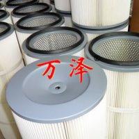 PTFE覆膜除尘滤芯 覆膜滤筒厂家
