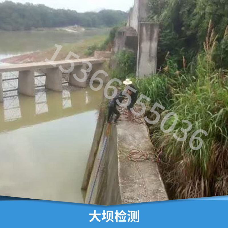 广州大坝检测报价广州大坝检测公司广州大坝检测工程 广州大坝检测
