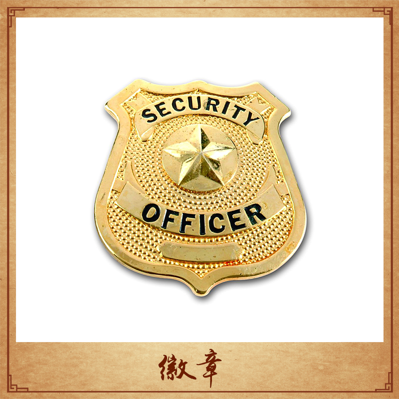 徽章金属徽章定做合金异形胸章纪念章定制电镀工艺徽章