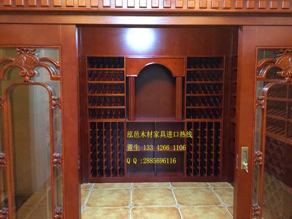 越南红木家具进口单证