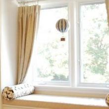 武汉飘窗台窗帘订做,飘窗窗帘布艺定做,飘窗百叶窗帘定做批发