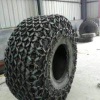 天津天威轮胎保护链 1100-20型 铲运机保护链  20型铲车轮胎保护链  隧道机防滑链  雪地机轮胎防滑链