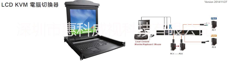KU-1908CM 电脑切换器