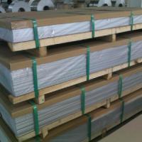 高光白聚酯铝板