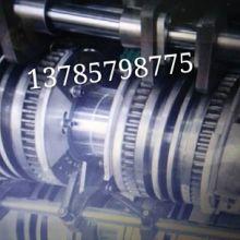 供应高速水墨印刷开槽模切机质优价廉(前缘送纸)瓦楞纸板4色印刷机生产厂家批发