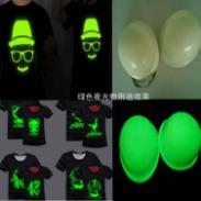 夜光塑胶专用夜光粉夜光搪胶图片