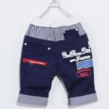 儿童夏装七分裤