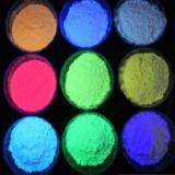 夜光宝石专用夜光粉夜光硅胶专用夜光粉夜光搪胶专用夜光粉找金点