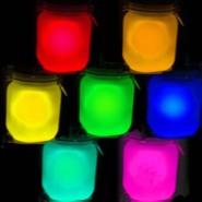 光致储能发光粉图片