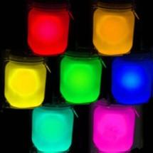 夜光硅胶专用夜光粉夜光按键专用夜光粉硅胶手镯专用夜光粉找金点