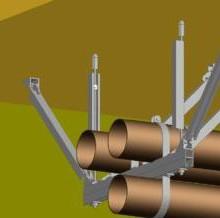 风管桥架虹吸排水管道抗震支架、防晃支架、吊架生产设计厂家图片