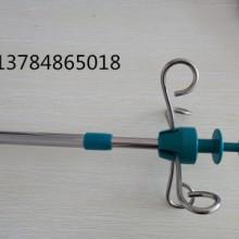 厂家直销不锈钢输液吊杆可伸缩调节长度山东生产厂家低价销售,吊杆输液架图片